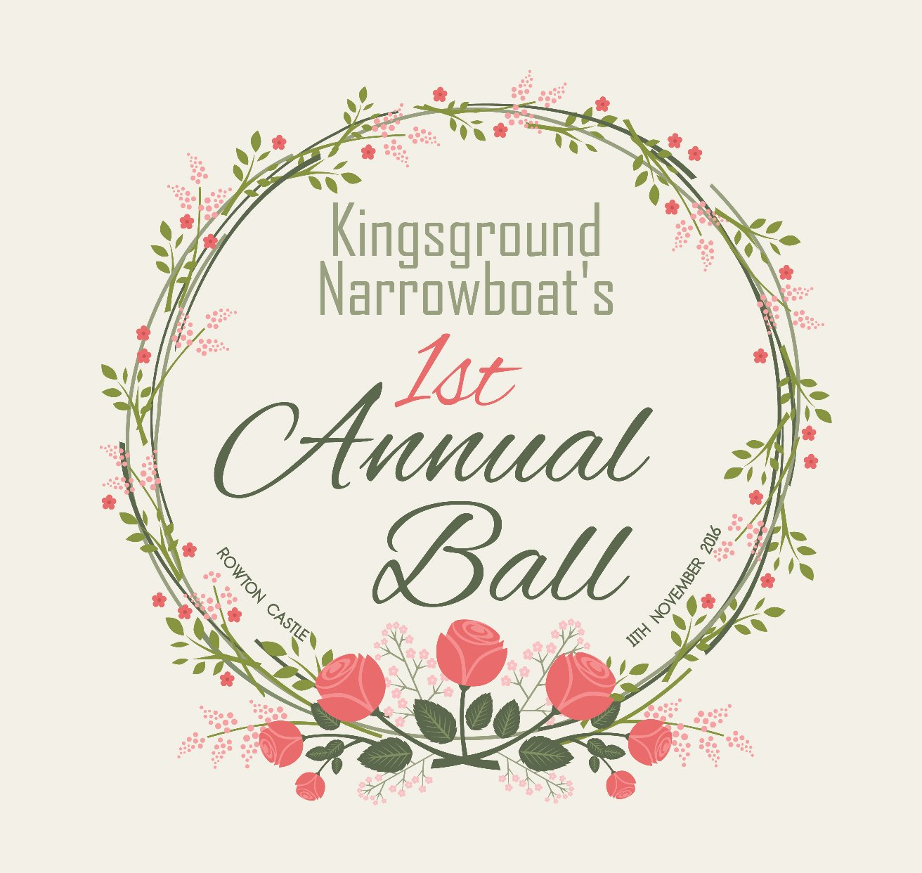 Kingsground Narrowboats Ball